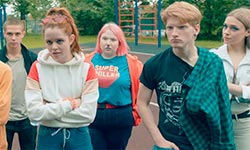 русские молодежные сериалы