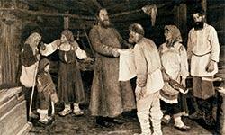 русские сериалы про крепостных
