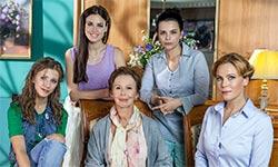 русские женские сериалы